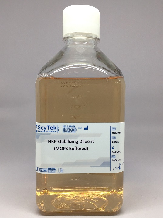 HRP Stabilizing Diluent (MOPS Buffered)